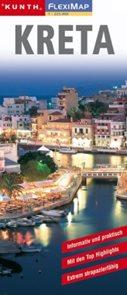 Kreta - mapa Kunth-flexi - 1:225 000
