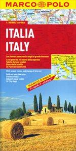 Itálie - mapa MP 1:800 000