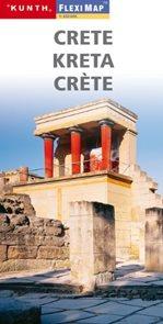 Kreta - mapa Kunth-flexi - 1:200 000