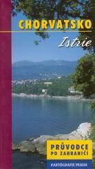 Chorvatsko -Istrie- průvodce Kartografie - 122x210mm