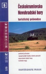 Českokrumlovsko, Novohradské hory - průvodce Kartografie č.6 - 124x200mm