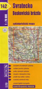 Svratecko, Boskovická brázda - cyklo KP č.142 - 1:70t