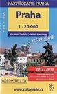 Praha 1:20 000 - atl. knižní Kartografie