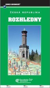 Rozhledny České republiky 1: 500 000
