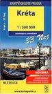 Kréta - 33 nej - mapa Kartografie - 1:300 000 /Řecko/