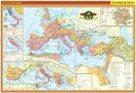 Starověký Řím - nástěnná dějepisná mapa