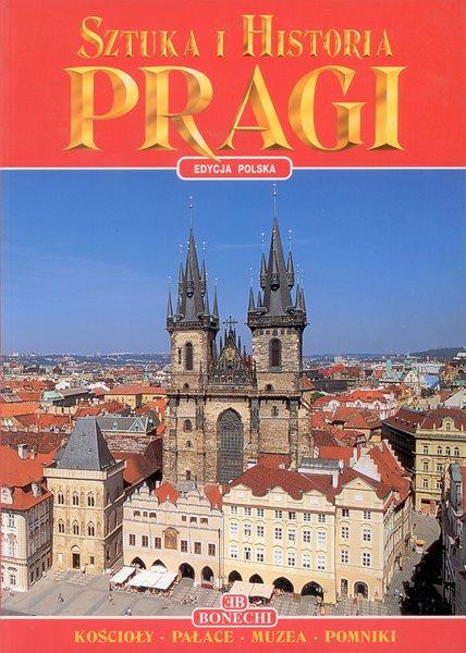 Praga - Sztuka i Historia - polsky - A4
