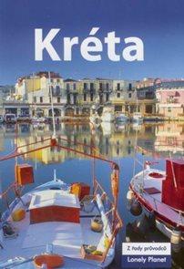 Kréta - průvodce Lonely Planet-Svojtka /Řecko/