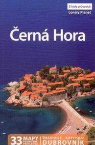Černá Hora - průvodce Lonely Planet-Svojtka