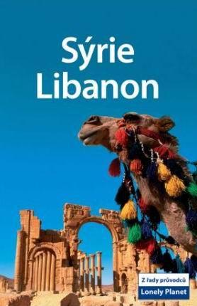 Sýrie a Libanon - průvodce Lonely Planet-Svojtka - 127x197mm, speciální vazba pro extrémní namáhání