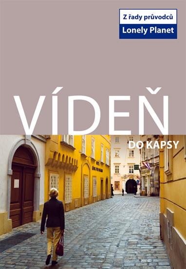 Vídeň do kapsy - průvodce Lonely Planet-Svojtka /Rakousko/ - 107×152mm