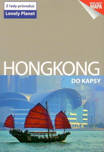 Hongkong do kapsy - průvodce Lonely Planet-Svojtka /Čína/ - 105x153mm