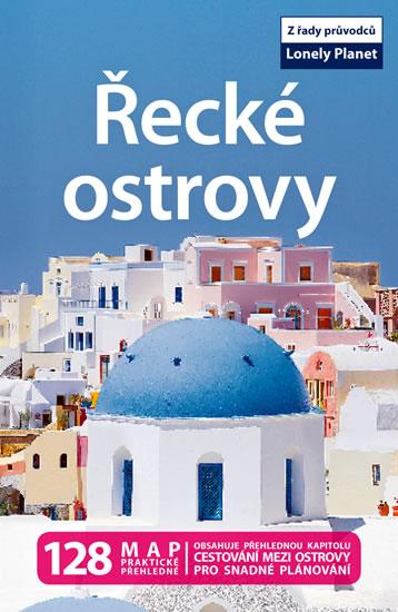 Řecké ostrovy - průvodce Lonely Planet-Svojtka /Řecko/ - A5