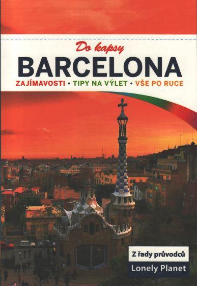 Barcelona do kapsy - pr.LP - 110 x 155 x 10 mm