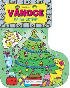 Vánoce kniha aktivit