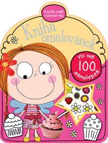 Kniha omalovánek - Kamila malá cukrová víla