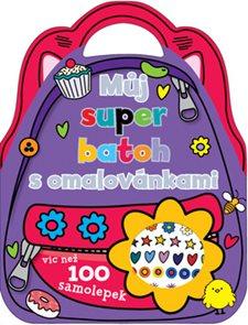 Můj super batoh s omalovánkami