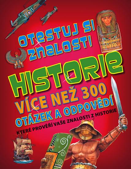 Otestuj si znalosti Historie - 22x28 cm