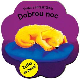Dobrou noc - Kniha s chrastítkem
