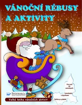 Vánoční rébusy a aktivity - neuveden - 21x28