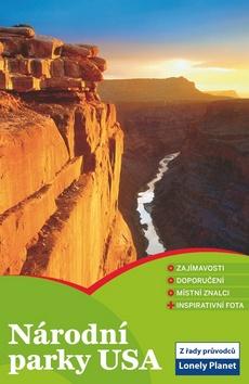 Národní parky USA - průvodce Lonely planet - 13x20