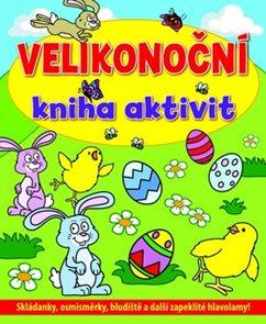 Velikonoční kniha aktivit