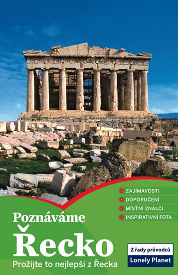 Poznáváme Řecko - průvodce Lonely Planet - 13x20