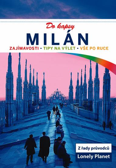 Milán do kapsy - průvodce Lonely Planet - 16x11