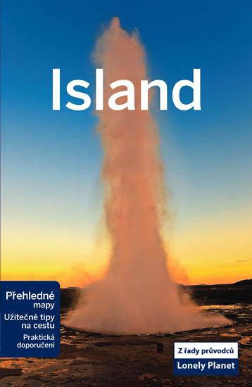 Island - průvodce Lonely Planet v češtině - 13x20