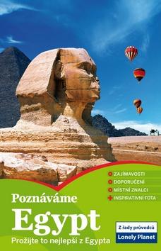 Poznáváme Egypt - průvodce Lonely Planet v češtině - 13x20