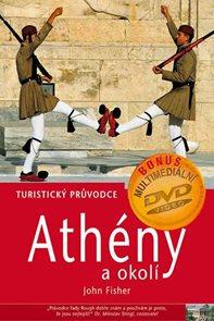 Athény - průvodce Rough Guides + DVD