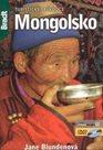 Mongolsko - průvodce Rough Guides + DVD
