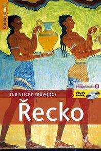 Řecko - průvodce Rough Guides + DVD