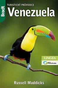 Venezuela - prúvodce Bradt - Jota - 2.vydání
