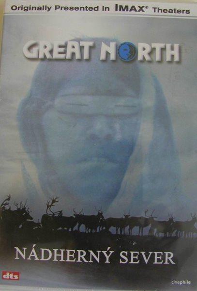 Nádherný sever - DVD-Imax (40 min.) - neuveden