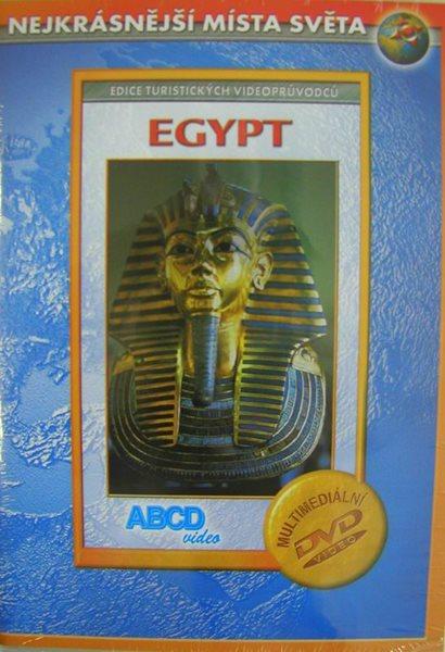 Egypt - turistický videoprůvodce (55 min.) - neuveden