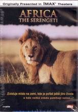 Africa - The Serengeti - DVD /Keňa,Tanzánie/