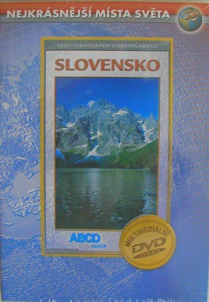Slovensko - turistický videoprůvodce (46 min.) - neuveden