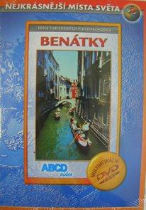 Benátky - turistický videoprůvodce (75 min.) /Itálie/