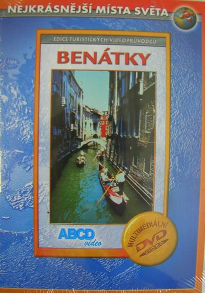 Benátky - turistický videoprůvodce (75 min.) /Itálie/ - neuveden