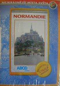 Normandie - turistický videoprůvodce (55 min.) /Francie/