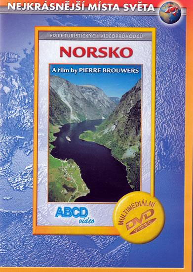 Norsko - turistický videoprůvodce (109 min.) - neuveden