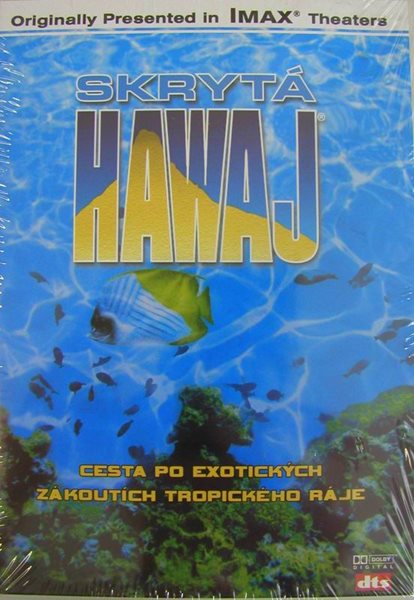 Skrytá Havaj - DVD-Imax (35 min.) - neuveden