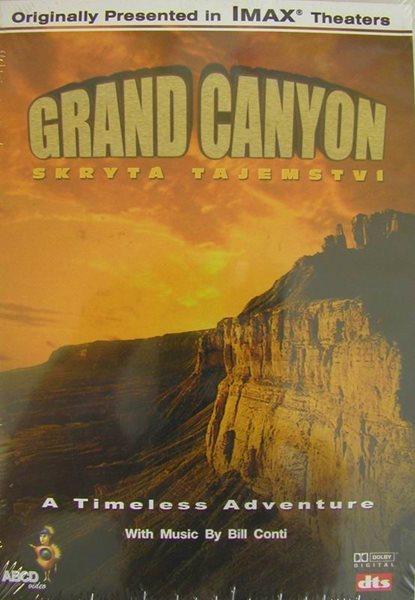 Gran Canyon - Skrytá tajemství - DVD-Imax /USA/