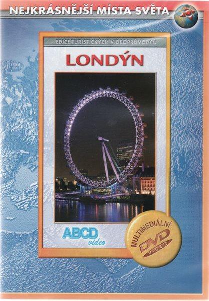 Londýn - turistický videoprůvodce (47 min.) /Velká Británie/