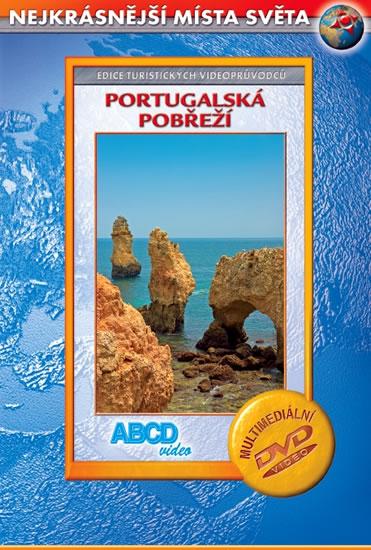 DVD Portugalská pobřeží - 13x19 cm