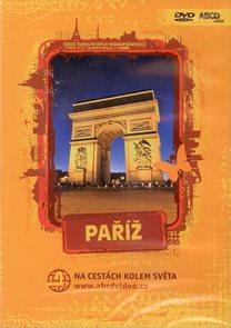 Paříž 2 - turistický videoprůvodce (71 min) /Francie/