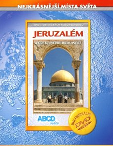 DVD - Jeruzalém - turistický videoprůvodce (77 min.) /Izrael/