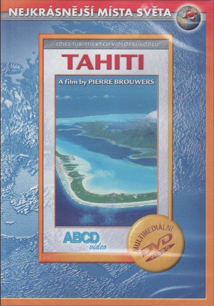 DVD - Tahiti - turistický videoprůvodce (81 min.) - neuveden