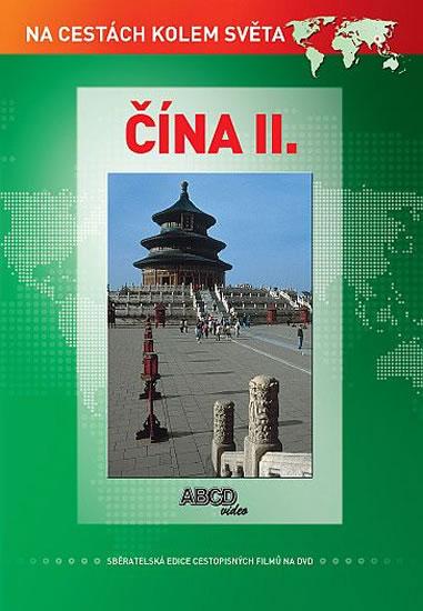 DVD Čína II. - 13x19 cm